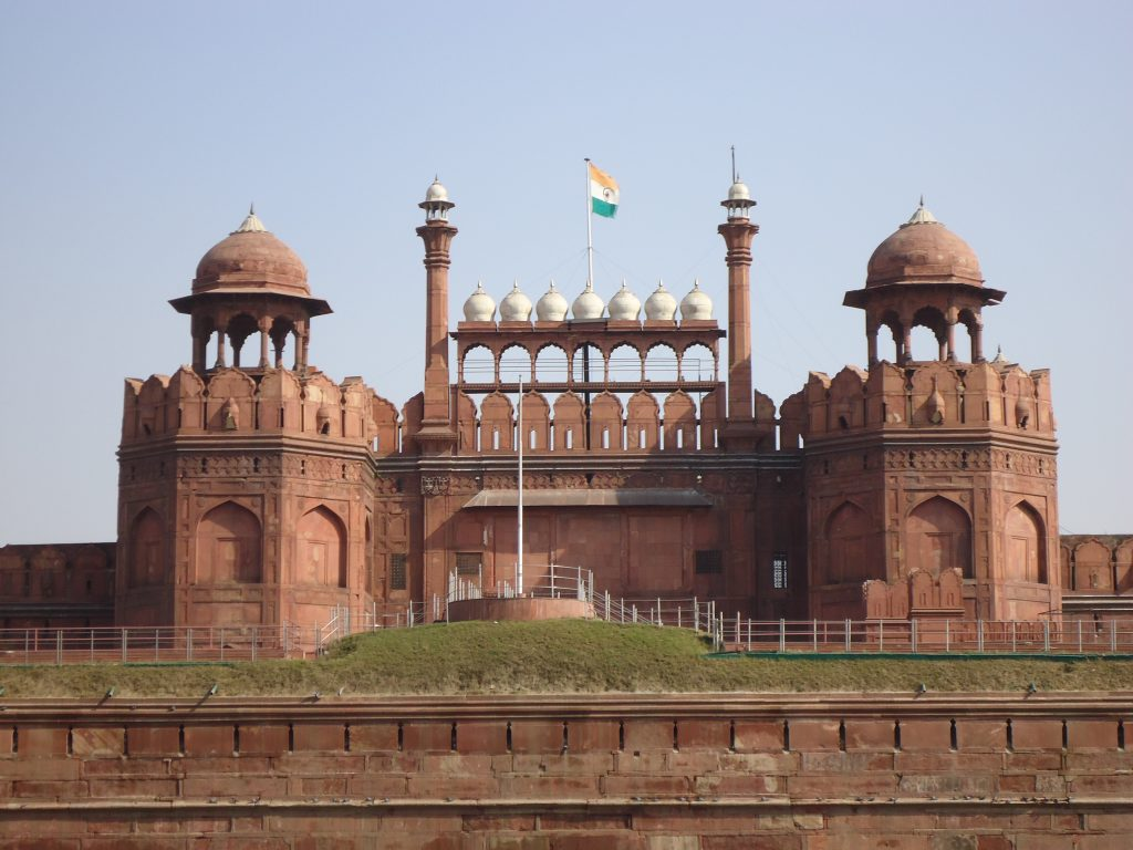 2017-01_Indien_Red Fort_1