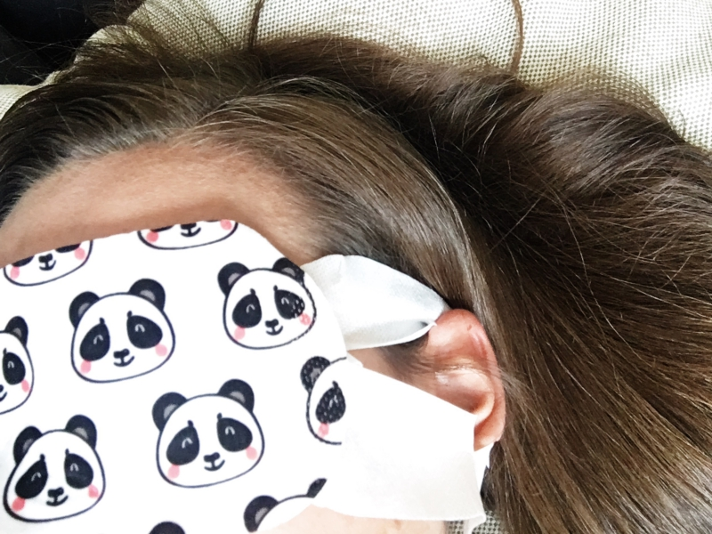 Warming Eye Mask