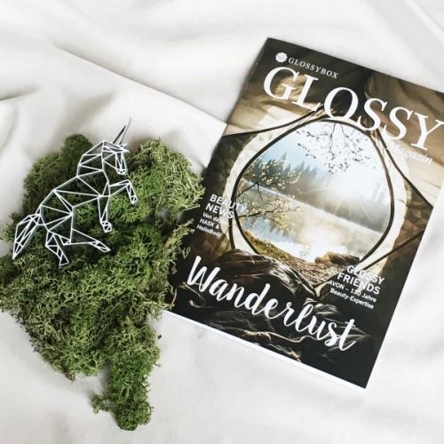 GLOSSYBOX Wanderlust