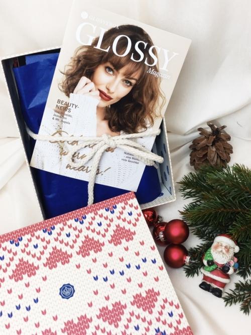 GLOSSYBOX Dezember