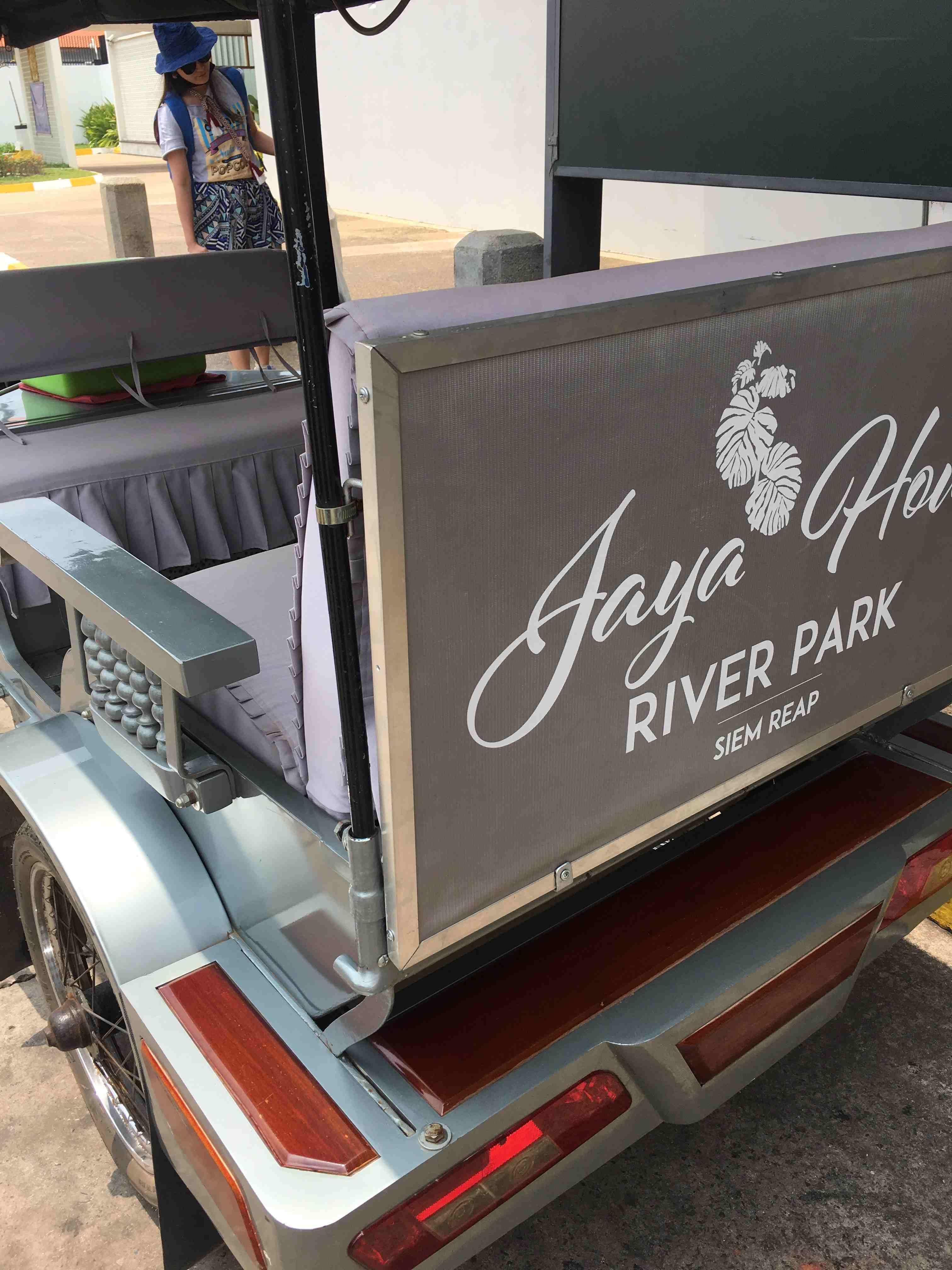 Jaya House River Park
