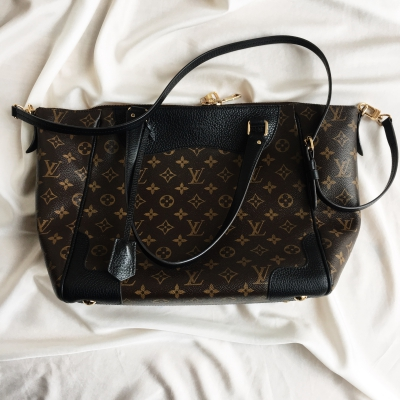 Louis Vuitton Estrela Monogram NM Noir Black