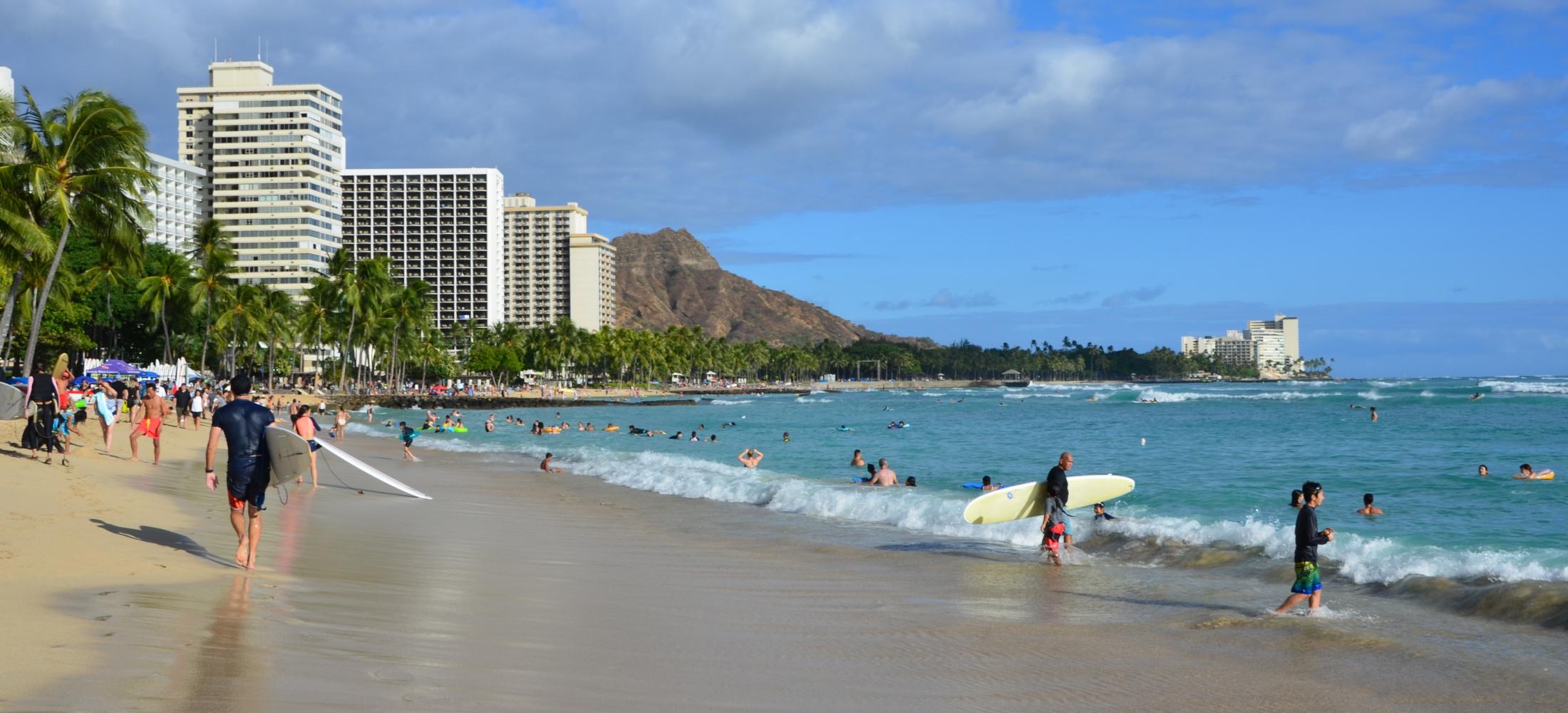O'ahu // Reisetipps für das Herz von Hawai'i