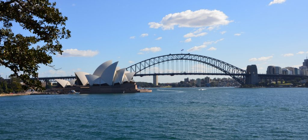 6 Tage in Sydney
