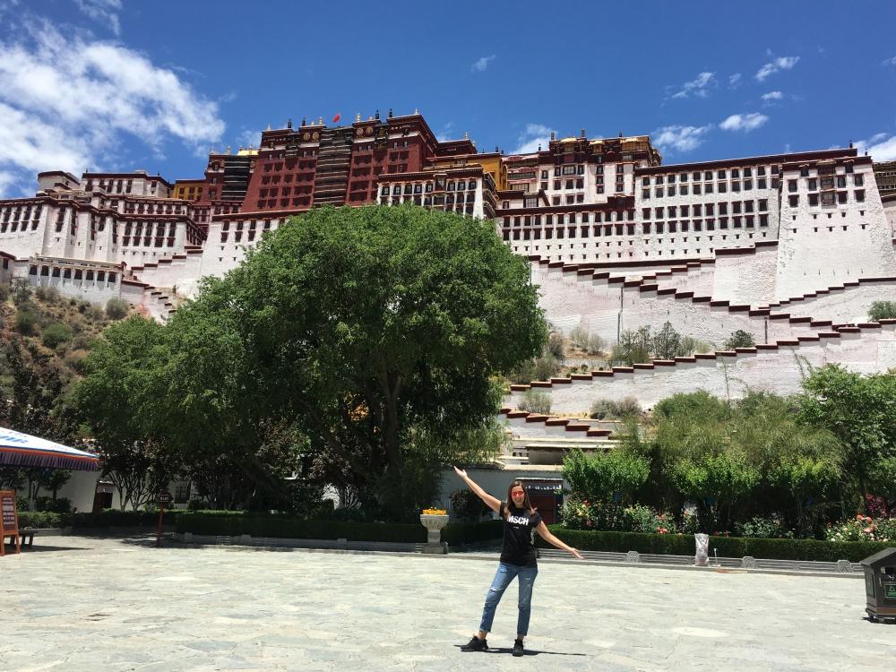 Weltreise - Tibet