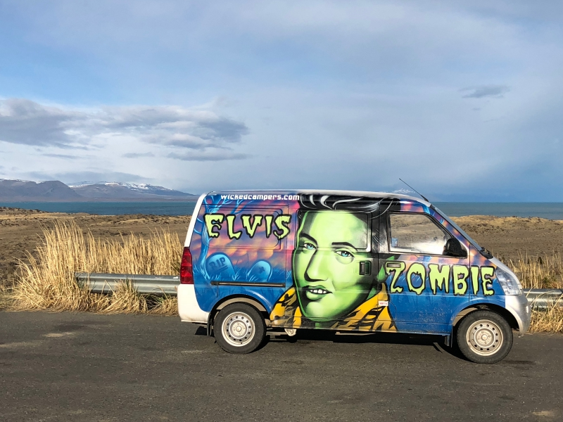Wicked Campers South America